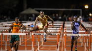 Wekiva senior Nicholas Anderson had a rough start to his final high-school track and field season.