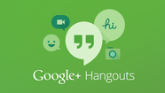 Google's Hangouts messaging app has been receiving generally positive reviews since it was launched Wednesday, but when it comes to Android users on AT&T's network, it's hit a bit of a snag: The carrier isn't allowing users to make cellular video calls.