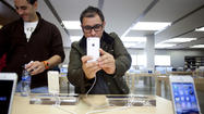 The U.S. Defense Department on Friday approved the use of iOS devices for its network and systems, setting up a fight among Apple, Samsung and BlackBerry for the department's business.