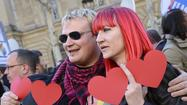 Gay marriage legalized in France