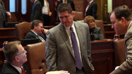 SPRINGFIELD --- The Senate today approved legislation that would allow doctors to prescribe medical marijuana to patients with serious illnesses, sending the measure to Gov. Pat Quinn.