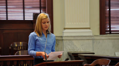 Conemaugh Township freshman wins courthouse essay contest