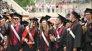 On Friday, 5,000 students graduated from Virginia Tech.