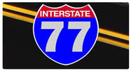 A dangerous stretch of Interstate 77 may become the first highway in Virginia where the speed limit is automatically adjusted for weather conditions.