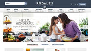 Rodale launches a new online store
