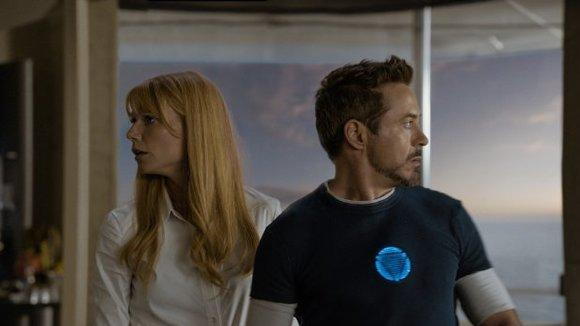 """Iron Man 3"" crossed the $1 billion milestone at the worldwide box office on Thursday"