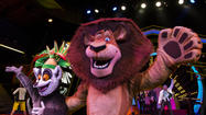 "Busch Gardens is celebrating the opening of its stage show ""Madagascar Live! Operation: Vacation"" with special events at the Tampa theme park Saturday and Sunday."