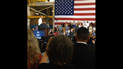 President Obama visits Baltimore business [Video]
