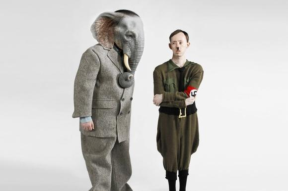"""Ganesh Versus the Third Reich"""