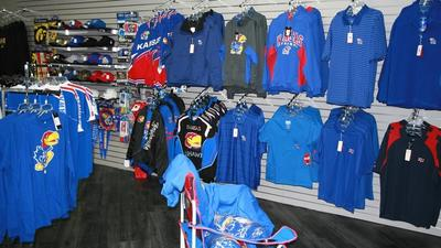 Support your favorite sports team with gear from Sports Fan Room
