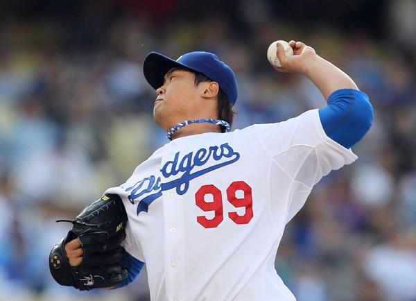 Hyun-Jin Ryu has pitched better than most expected.