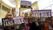 Calling it one of the great comebacks in sports, Mayor Kevin Johnson announced on Friday at City Hall that the sale of the Sacramento Kings to a local group of investors has been finalized.