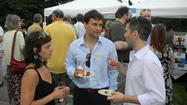 Thursday night is the ninth annual Wine Tasting at Sunset in Patterson Park. The evening event will include samplings of cuisine provided by merchants and restaurants like Bistro Rx, V-NO, Todd Conner's, Di Pasquale's and Chesapeake Wine Co.