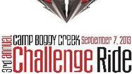 Camp Boggy Creek Challenge Ride coming in September