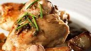 Why is chicken so popular? Well, it cooks pretty quickly. And depending on the what you buy, it can be both flavorful and diet-friendly. It's versatile -- you can combine it with almost any flavor combination. Perhaps best of all? It's easy. Roast a whole chicken, or pick up your favorite pieces to cook on their own. Chicken doesn't have to be complicated.