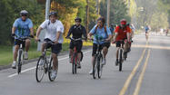 "<span style=""font-size: small;"">A total of 1,677 bicyclists have signed up so far for Sunday's Bike the Bend, almost 10 percent ahead of last year at this time, ride Director Jeanne Blad said.</span>"