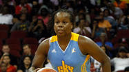 Guard Epiphanny Prince will be fulfilling a contractual obligation for Russia with a new multi-year contract from the Chicago Sky.