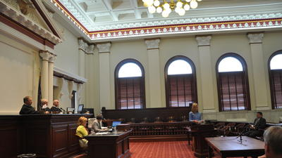 PHOTOS: 2013 Courthouse essay contest ceremony
