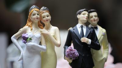 Gay marriage law boosting wedding-related business in Maryland