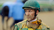 Jockey Gary Stevens discovering his love of racing again