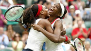 """Venus and Serena"""