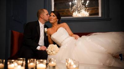 Wedded: Jamie Crumpler and Chris Kalck