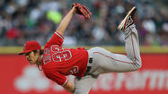 ANAHEIM, Calif. -- The Chicago White Sox made some changes in their lineup Friday night in an effort to solve left-hander C.J. Wilson of the Los Angeles Angels.
