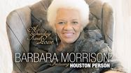 Barbara Morrison: Songs from a survivor