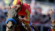 Fiftyshadesofhay wins Black-Eyed Susan Stakes