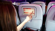 Virgin America is making it easier to befriend other passengers at 35,000 feet.
