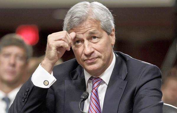 CEO Jamie Dimon's reputation suffered after JPMorgan's more than $6-billion loss stemming from wrong-way derivatives bets by a trader nicknamed the London Whale.