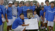 Photo Gallery: San Marino High boys tennis team crowned CIF Div. II Champions