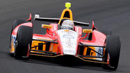 Speeds near 230 mph on eve of Indianapolis 500 qualifying