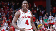 Indiana guard Victor Oladipo was known in college for his defensive prowess. But his leap in shooting turned heads as well this season.