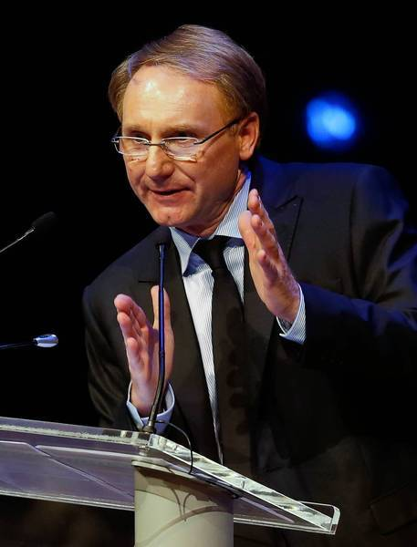Author Dan Brown.