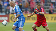 The Fire hope for a more favorable outcome Saturday when they face the Philadelphia Union for the second time in a week.