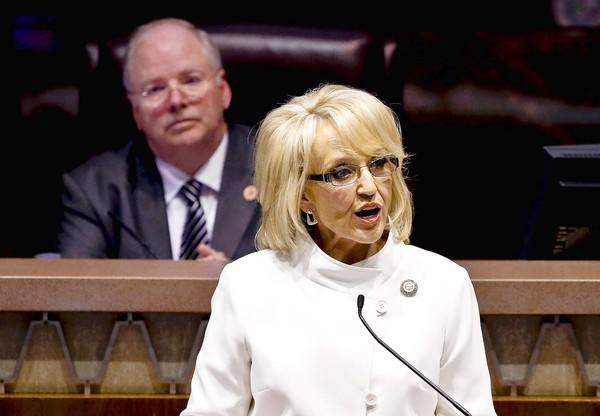 "Arizona Gov. Jan Brewer said: ""This fight has never been about the 'dreamers.' As governor, I have taken an oath to uphold the laws of Arizona.'"