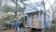 'Tiny houses' are growing in popularity
