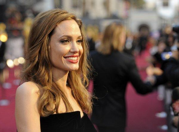 Angelina Jolie, seen here at the Academy Awards in February, announced in a New York Times op-ed article that she had undergone a preventive double mastectomy.