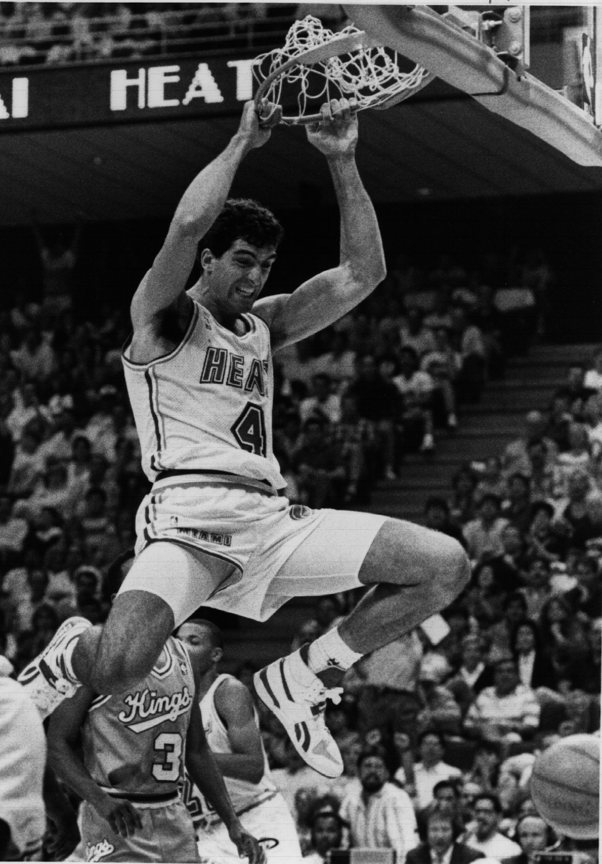 1988, Rony Seikaly, 9th pick - Sun Sentinel