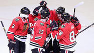 Hawks boast All-Star lineup on power play
