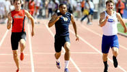 The Southern Section track and field championships are set for Saturday at Mount San Antonio College, and the 100-meter races could be as sizzling as the weather.