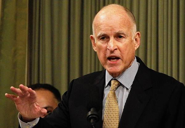 "California Gov. Jerry Brown's latest budget plan, released Tuesday, ""seems too pessimistic,"" said the report from the Legislature's top budget advisor."
