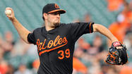 Jason Hammel struggles and comeback bid falls short as Orioles lose to Rays, 12-10