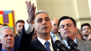 Early in 2011, Candidate Rahm Emanuel warned Chicagoans that their City Hall had to fix its finances or risk entering into eternal rest. The distance from broke government to broken government, he observed, is short: Without restoring financial health, this city cannot continue to serve its citizens.