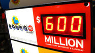 <span>A single winning ticket for a record Powerball lottery jackpot worth $590.5 million was sold in Florida, organizers said late Saturday, but there was no word about who won.</span>