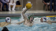 Naperville North reeled off the first five goals of the second half in its boys water polo state quarterfinal to take control in a 10-9 win over New Trier.