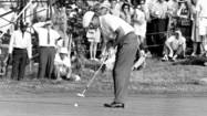 Ken Venturi, who won the 1964 U.S. Open golf championship in dramatic fashion and became a longtime television commentator, died Friday in Rancho Mirage. He was 82.