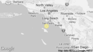 A shallow magnitude 3.3 earthquake was reported Saturday morning 12 miles from Rancho Palos Verdes, according to the U.S. Geological Survey. The temblor occurred at 2:41 a.m. PDT.