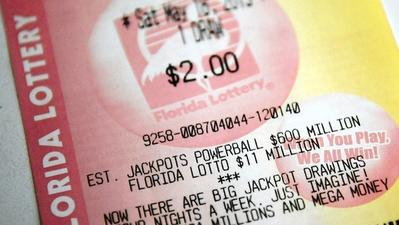 Powerball jackpot a record high